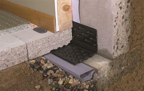 Basement Waterproofing Supplies Materials Interior Wet Waterproofing Basement Products