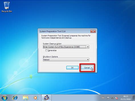 tutorial instal leptop windows 7 new installation how to create a general system image in