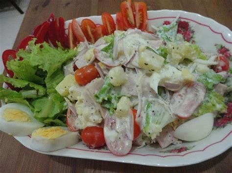 resepi membuat salad sayur resepi salad kentang resepi bonda
