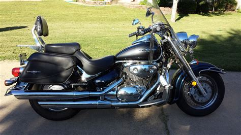 Suzuki Boulevard 800cc 2006 suzuki boulevard c50 800cc cruiser lots of extras