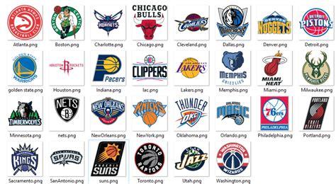 Mba Team Logos by Image Gallery Nba Teams 2016