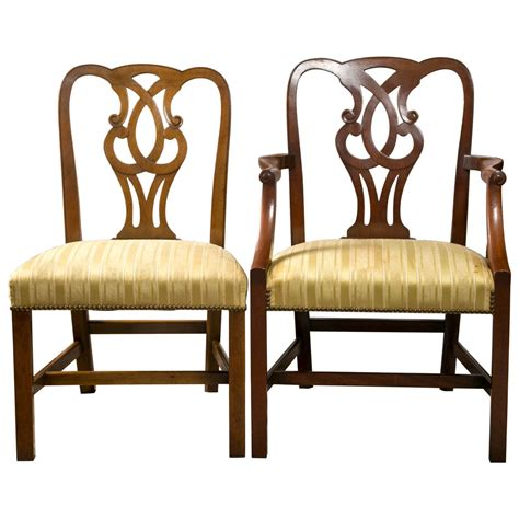 baker dining room chairs set of 10 george i style dining chairs by baker at 1stdibs