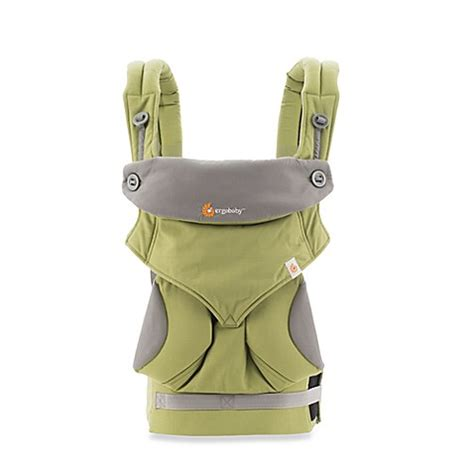 Ergobaby Four Position 360 Baby Carrier Green ergobaby four position 360 baby carrier in green bed bath beyond