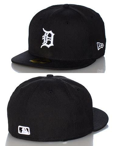New Era Cae new era detroit tigers mlb fitted cap black jimmy jazz