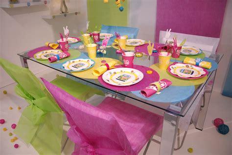 Decoration Table Anniversaire Fille by D 233 Co D Anniversaire Marre Du Pour Filles Bleu Pour