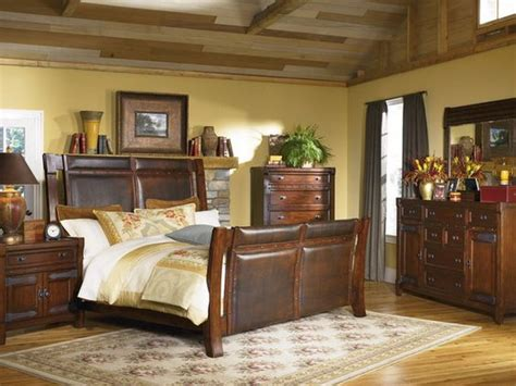 Rustic Bedroom Wall Colors Vintage Rustic Bedroom Ideas With Shade Rustic