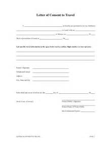 notarized letter of authorization template notarized letter template for child travel best business