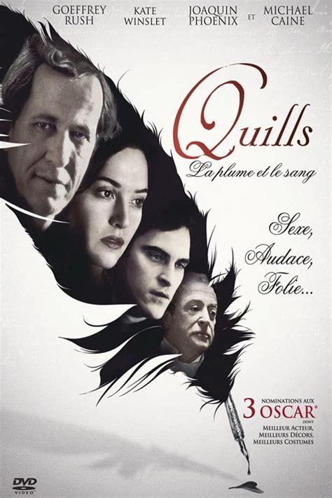 Quills Film Complet | film quills la plume et le sang 2000 en streaming vf