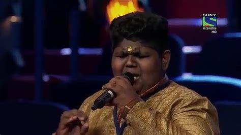 vaishnav girish indian idol junior  youtube