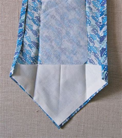 sewing pattern necktie tutorial with free pattern to sew a man s tie things to