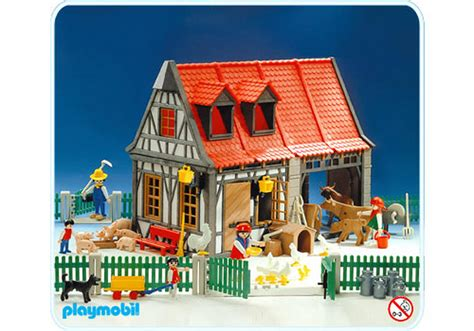 playmobil scheune bauanleitung bauernhaus 3556 b playmobil 174 deutschland