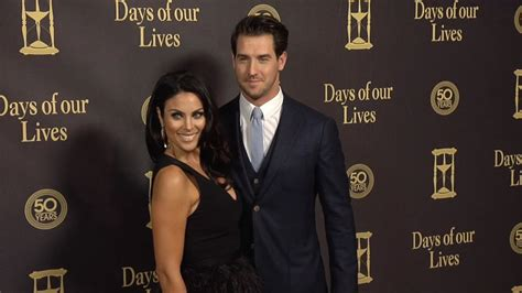 Days Of Our Lives Wardrobe by Bjorlin Grant Turnball Carpet Style At Days Of Our Lives 50 Anniversary