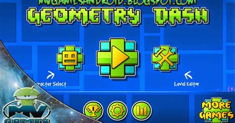 geometry dash full version gratis android download descargar geometry dash full para android top apps