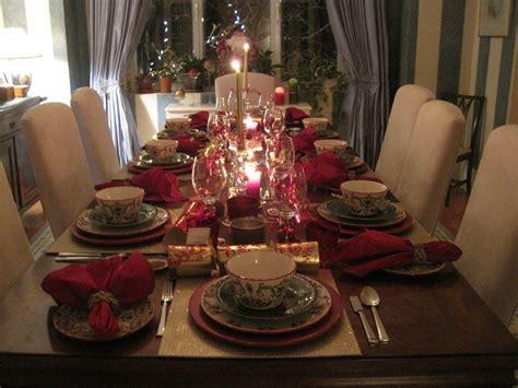 dinner party table setting my christmas dinner party table setting christmas