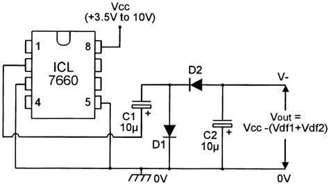 generator capacitor circuit dc voltage converter circuits nuts volts magazine for the electronics hobbyist