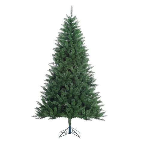shop vickerman 7 5 ft lincoln fir artificial christmas