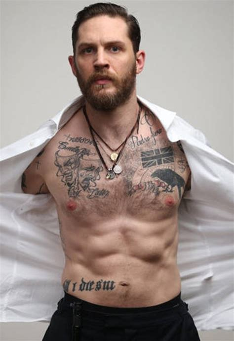 tom hardy tattoo tom hardy with regard to design 187 a