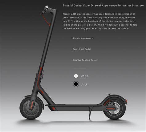 Xiaomi Original original xiaomi m365 folding electric scooter 447 33