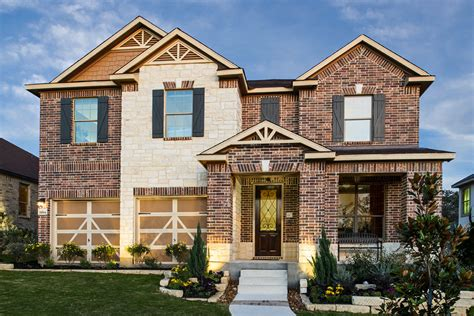 First Texas Homes Floor Plans New Homes For Sale In San Antonio Tx Fox Grove