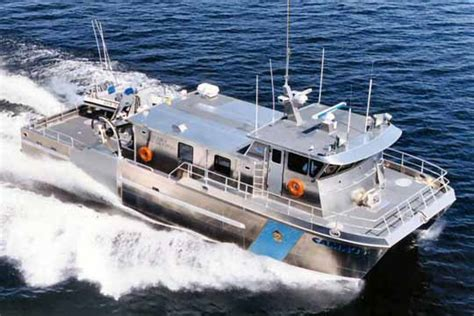 game fishing catamaran cd408e 20m catamaran fisheries patrol boat