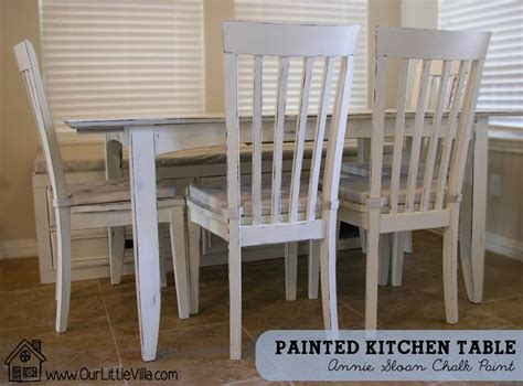 chalk paint kitchen table and chairs 21 best painted kitchen tables images on painted kitchen tables table and chairs