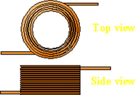 laminated inductor symbol inductor