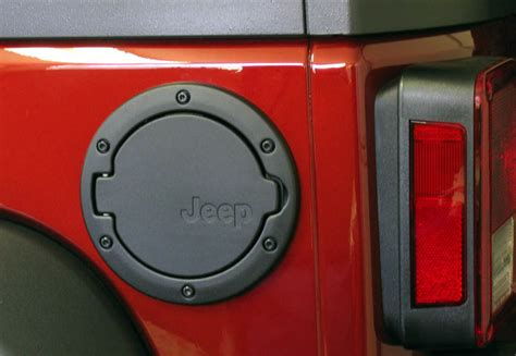 Jeep Fuel Door by Shawn S 2007 Jk Wrangler Unlimited Rubicon Jeepfan