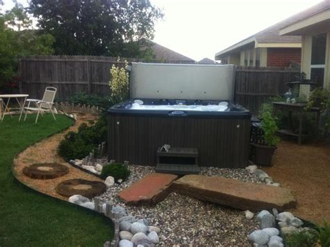 9 Best Built In Hot Tub Images On Pinterest Whirlpool Tub In Backyard Ideas