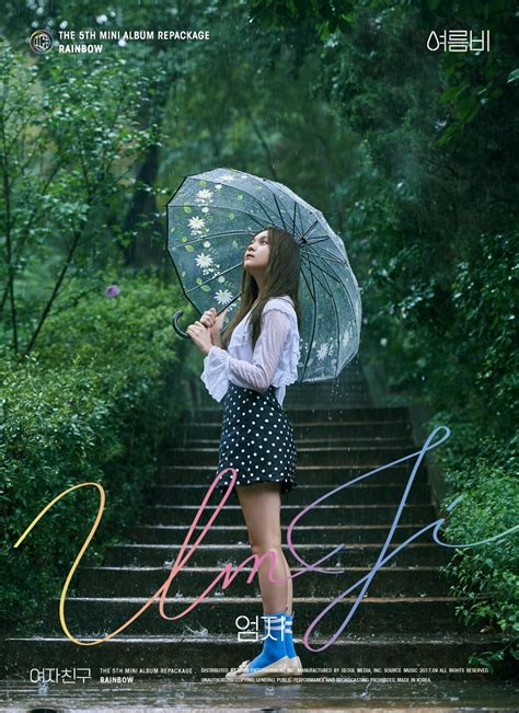 download mp3 gfriend summer rain update gfriend observes the quot summer rain quot fall in new
