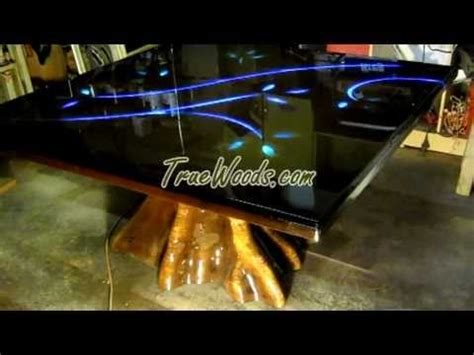 resin tree table plywood carving youtube