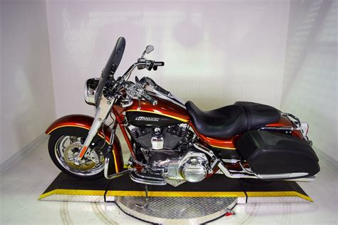 2008 Harley Davidson Road King by Pre Owned 2008 Harley Davidson Road King Cvo 105th