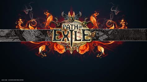 path  exile game hd widescreen wallpaper games backgrounds