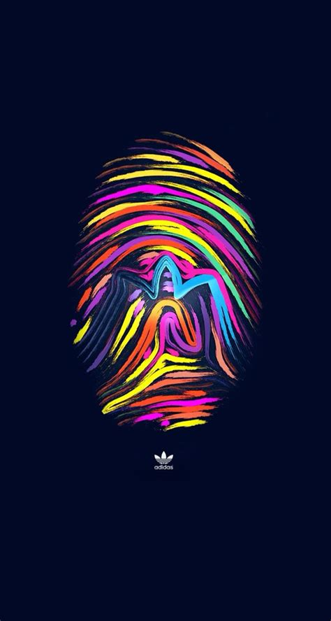 Adidas Pattern By Finger Printed 0274 Casing For Galaxy A9 2016 Ha adidas fingerprint artwork wallpapers hd artworks fingerprints and adidas