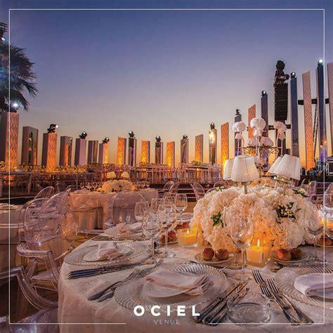 outdoor wedding venues  lebanon arabia weddings