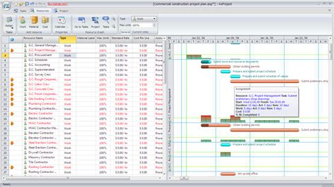 planning tool project planning software axproject