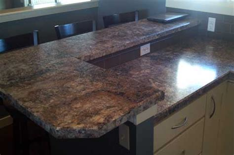 Granite Countertops And Radon by Installing Kitchen Countertops Prices For Installing Kitchen Countertops Replacing