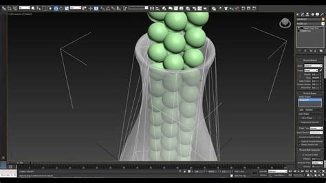 Tutorial Mass Fx   filling a container with marbles tutorial 3dsmax 2013