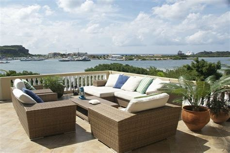 dekokissen gro moderne und attraktive terrassenm 246 bel