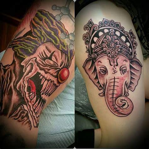 knoxville tattoo best 25 clown ideas on evil clown