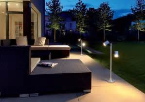 Modern Patio Lighting Modern Outdoor Lighting Ideas To Make Your House Traba Homes