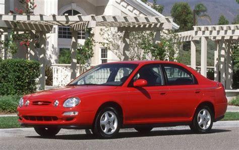 2001 Kia Spectra Hatchback 2001 Kia Spectra Image 1