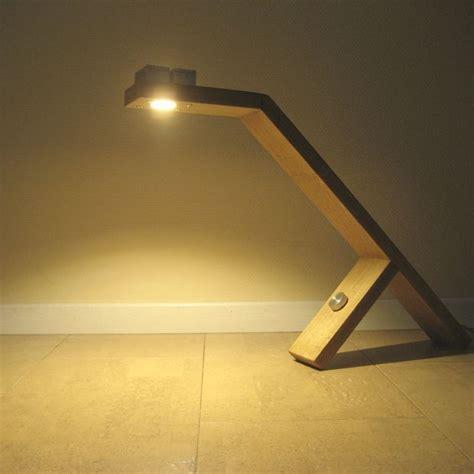 cool desk lights woodworking