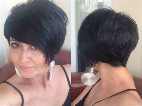 pixie hair cut with out bang pixie haircuts with bangs 50 terrific tapers