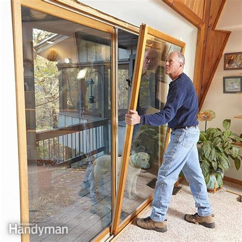 sliding doors gap in weather stripping drafty patio door weatherstripping stops drafts cold