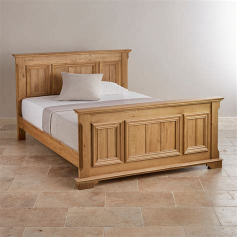 king size bed furniture edinburgh king size bed in natural solid oak oak