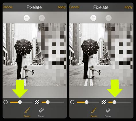 How To Pixelate An Image On Iphone