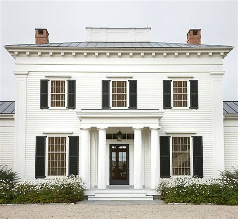 white house with black trim exterior house color trends amykranecolor com