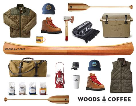 Outdoor Adventures Giveaway 2017 - woods coffee outdoor adventure package giveaway