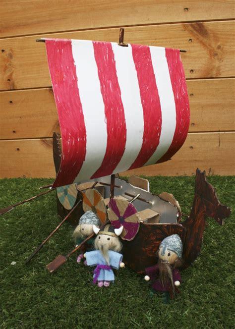 viking crafts for to make juice crafts viking ship crafts