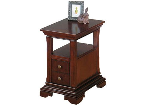 Ideas For Chairside Tables Design Fresh Small Chairside End Table With Swing Arm L 17155